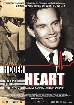 Hidden Heart Poster