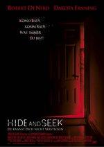 Hide and Seek - Du kannst dich nicht verstecken Poster