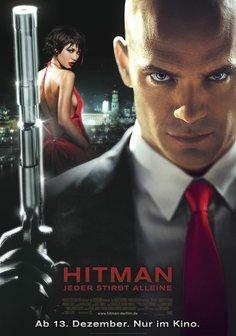 Hitman - Jeder stirbt alleine Poster