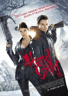 Hänsel und Gretel: Hexenjäger Poster