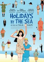 Holidays by the Sea Poster