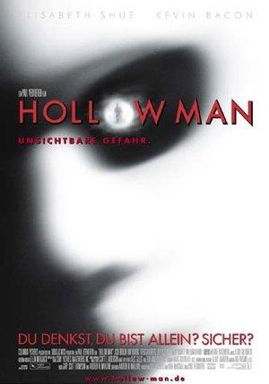 Hollow Man - Unsichtbare Gefahr Poster