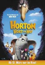 Horton hört ein Hu! Poster