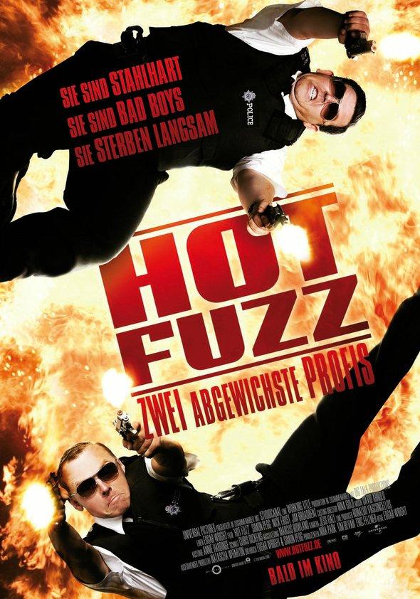Hot Fuzz - Zwei abgewichste Profis Poster