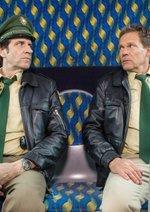 Hubert und Staller: Die ins Gras beißen Poster