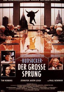 Hudsucker - Der große Sprung Poster