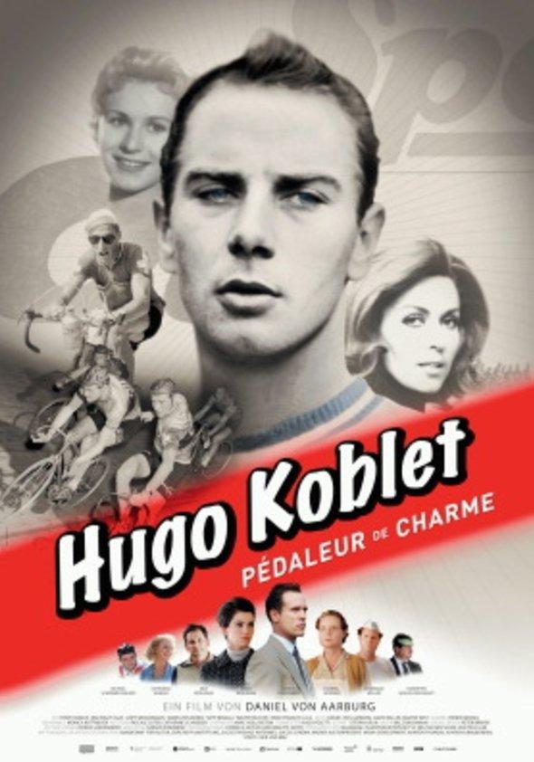 Hugo Koblet Poster