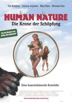 Human Nature - Die Krone der Schöpfung Poster