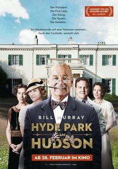 Hyde Park am Hudson Poster