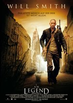 I Am Legend Poster