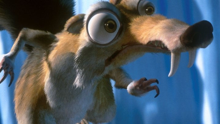 Ice Age - Trailer Poster