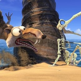 Ice Age 4 - Voll verschoben (BluRay-/DVD-Trailer) Poster