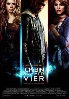 Ich bin Nummer Vier Film (2011) · Trailer · Kritik · KINO.de I Am Number Four Movie Poster