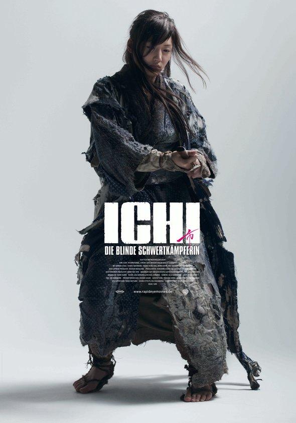 Ichi - Die blinde Schwertkämpferin Poster