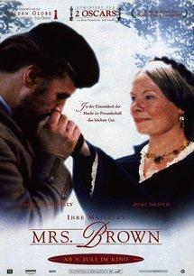 Ihre Majestät, Mrs. Brown