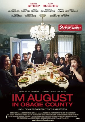 Im August in Osage County Poster