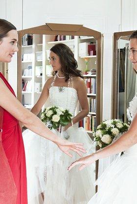 Im Brautkleid meiner Schwester