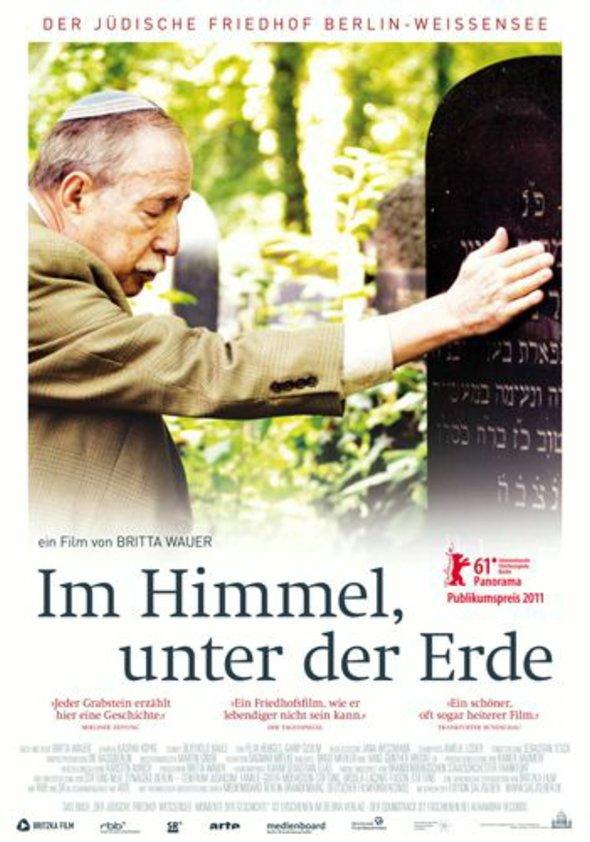 Im Himmel, unter der Erde - Der jüdische Friedhof Weißensee Poster