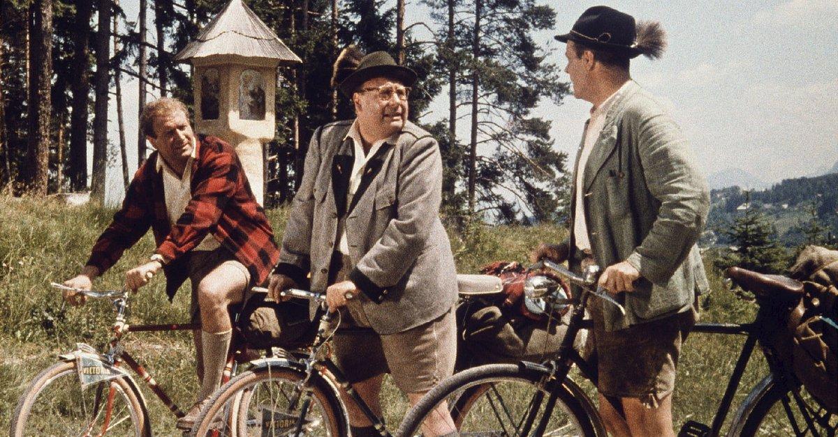 Immer Die Radfahrer Ganzer Film