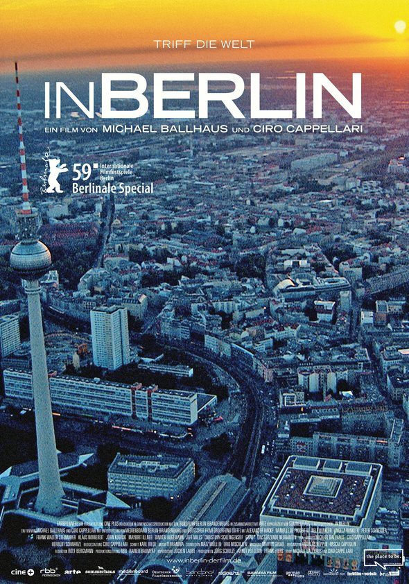 In Berlin Poster