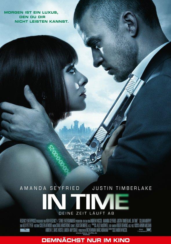 In Time - Deine Zeit läuft ab Poster
