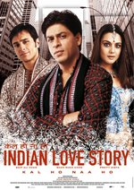 Indian Love Story - Kal Ho Naa Ho Poster