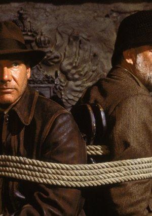 Indiana Jones 1-3 Poster