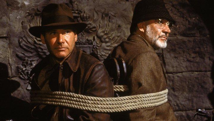 Indiana Jones 1-3 - Trailer Poster