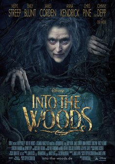 Into the Woods Poster
