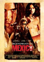 Irgendwann in Mexico Poster