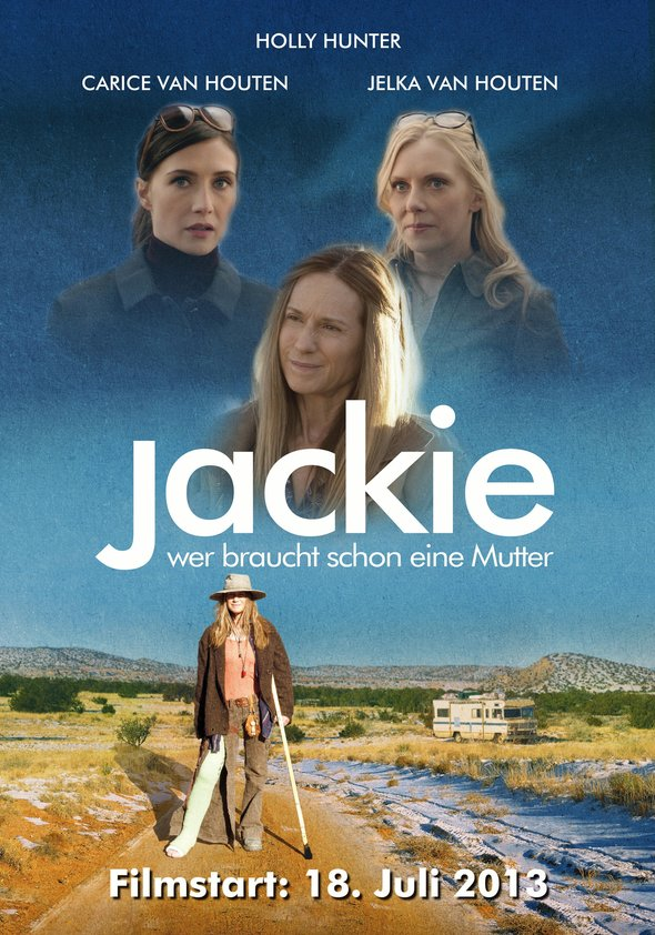 Jackie - Wer braucht schon eine Mutter? Poster