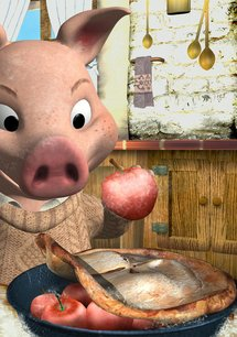 Jakers! The Adventures of Piggley Winks