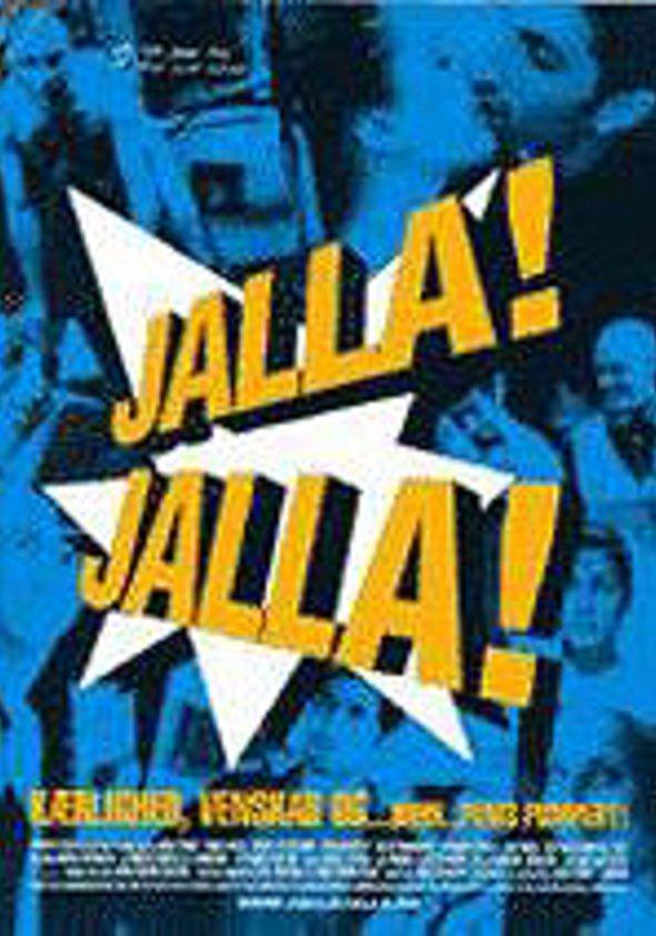 Jalla! Jalla! Poster