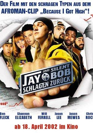 Jay & Silent Bob schlagen zurück Poster