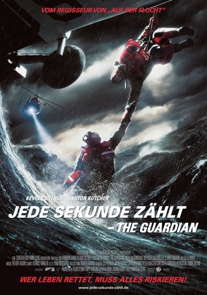 Jede Sekunde zählt - The Guardian Poster