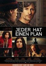 Jeder hat einen Plan Poster
