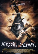 Jeepers Creepers - Es ist angerichtet Poster