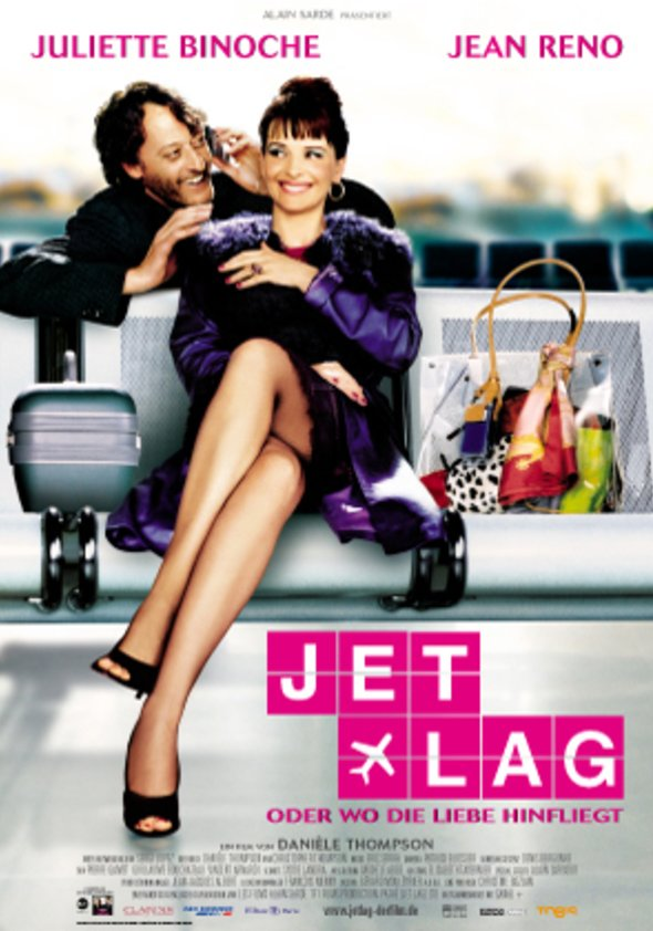 Jet Lag - Oder wo die Liebe hinfliegt Poster