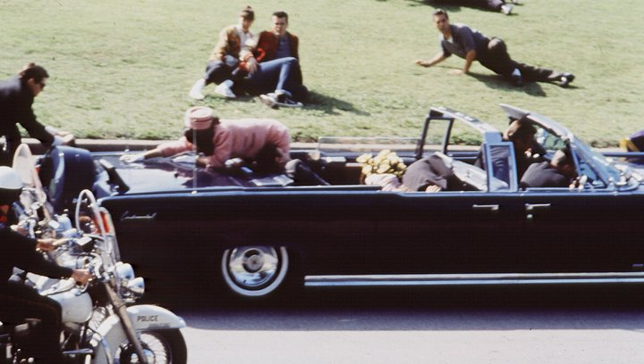 JFK - John F. Kennedy - Tatort Dallas - OV-Trailer Poster