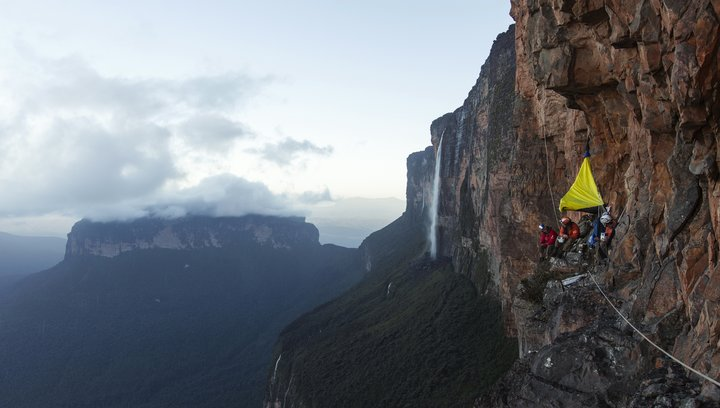 Jäger des Augenblicks - Ein Abenteuer am Mount Roraima - Trailer Poster