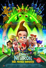 Jimmy Neutron - Der mutige Erfinder