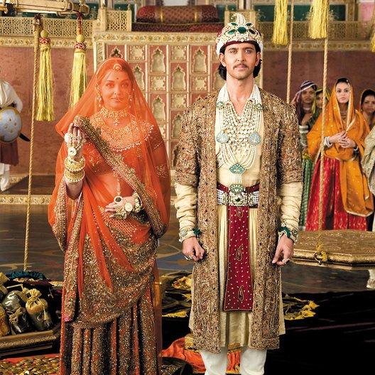 Jodhaa Akbar - Trailer Poster