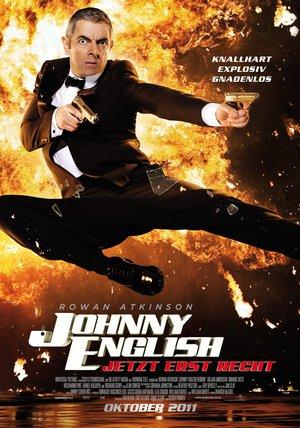Johnny English - Jetzt erst recht Poster