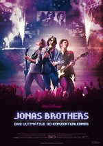 Jonas Brothers - Das ultimative 3D Konzerterlebnis Poster