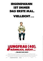 Jungfrau (40), männlich, sucht ... Poster