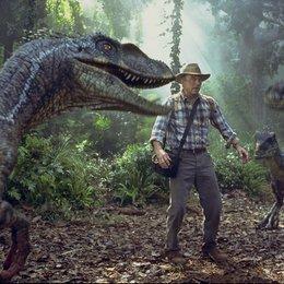 Jurassic Park III - Trailer Poster