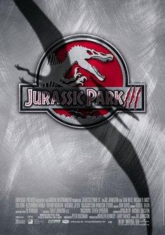 Jurassic Park III Poster