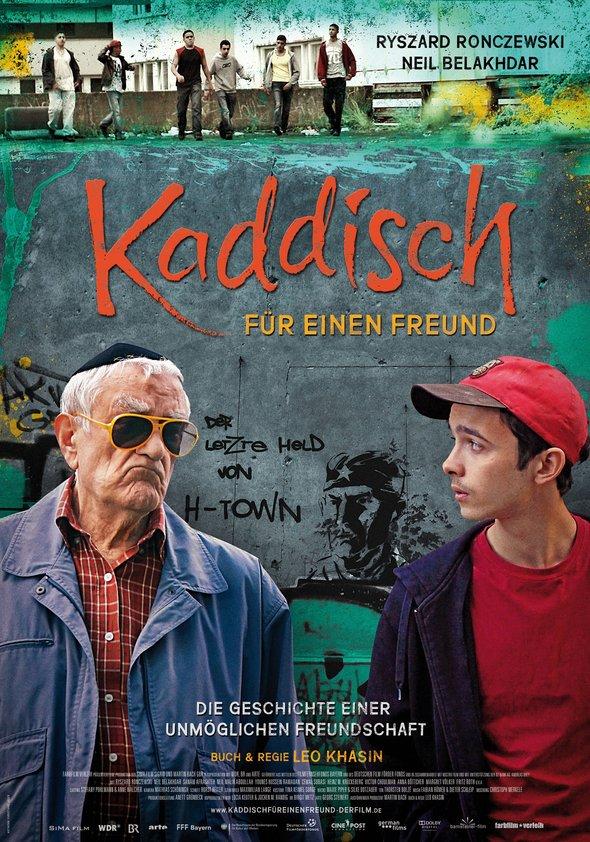 Kaddisch für einen Freund Poster
