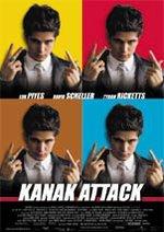 Kanak Attack Poster