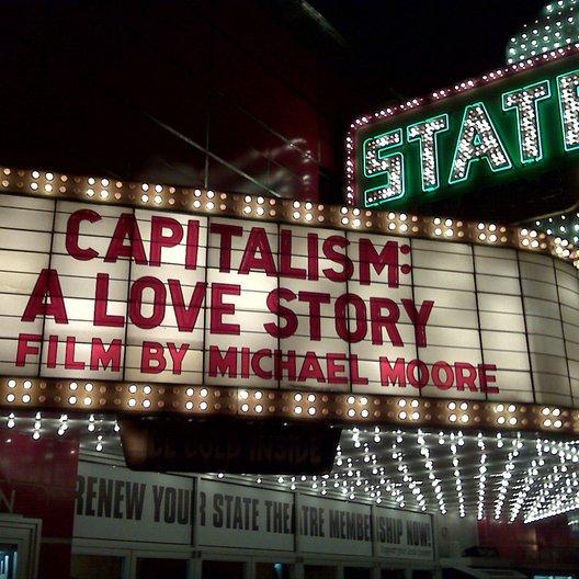 Kapitalismus: Eine Liebesgeschichte (Dvd Trailer) Poster